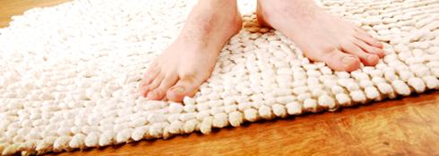 Badematte Materialien Badteppich Und Badgarnituren